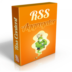 RSS Aggregator PHP script