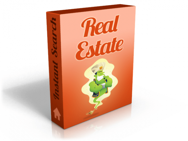 Instant Real Estate Search PHP Script