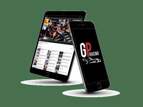 Formula 1 Racing App