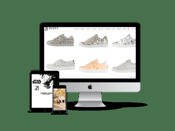 SVNTY Antwerp Sneakers