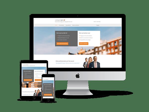 Vastgoedpro is de beroepsvereniging voor vastgoedprofessionals