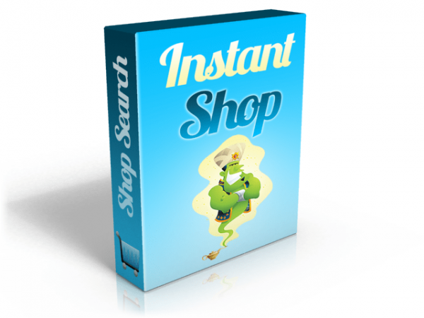 Instant Affiliate Shopping Search Engine PHP Script