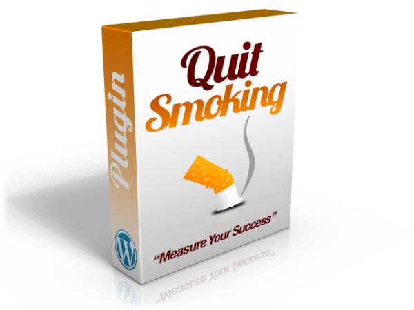 WP Quit Smoking Plugin for Wordpress