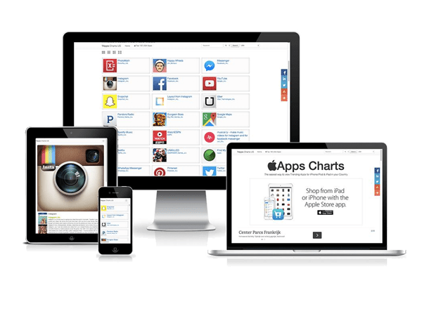 App Store Search Engine