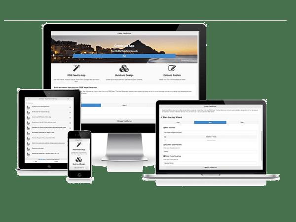 Apps Generator - Create an online app