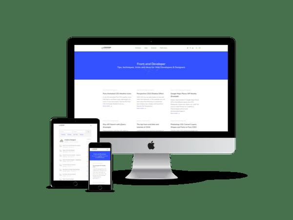 Front-end Developer Blog & Jobs