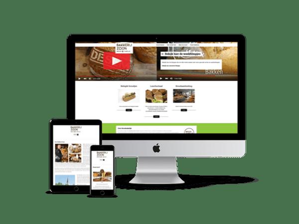 Broodzakelijk webshop