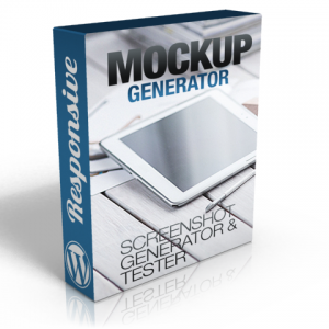 Wordpress Mockup Generator