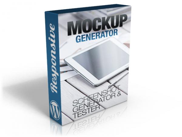 Wordpress Mockup Generator